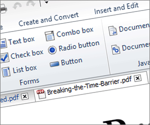 Pdf breaking barrier the time